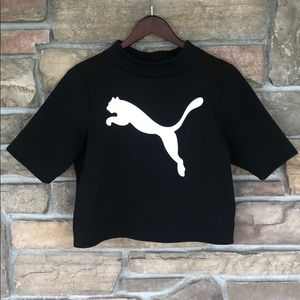 Puma Dry Cell Crop Top